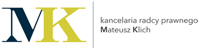 Mateusz Klich - Kancelaria rady prawnego - kancelaria nieruchomości język niemiecki Logo